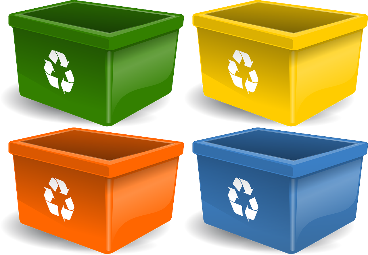 identify the types of recyclable waste your household routinely generates