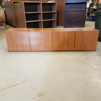 Brown wall Office Cabinets