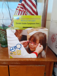 how to recycle eyeglasses